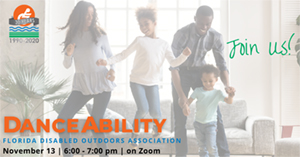 DanceAbility to be Held on November 13, 2020