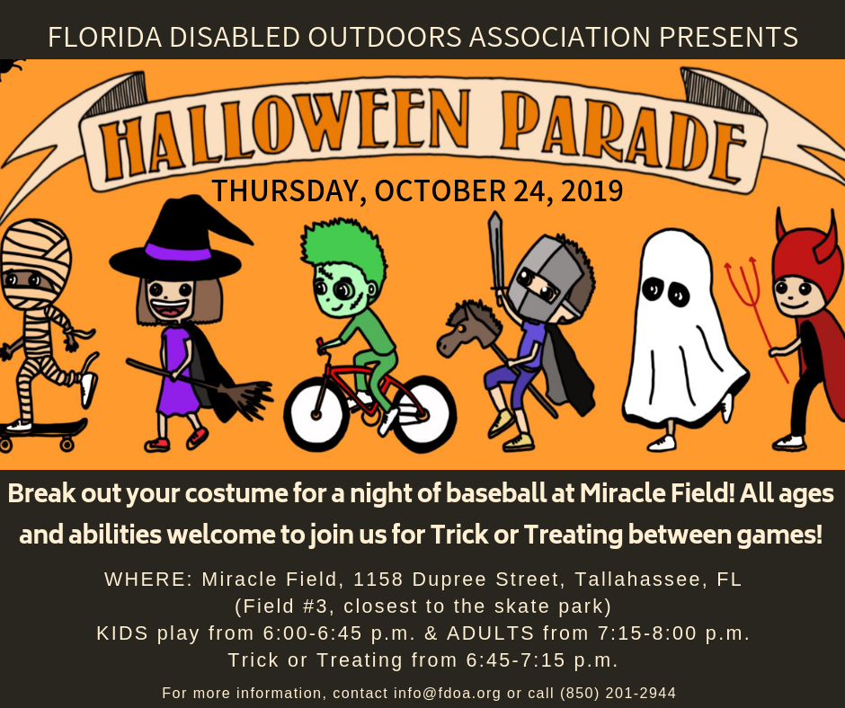 FDOA Halloween Parade and Trick or Treating image