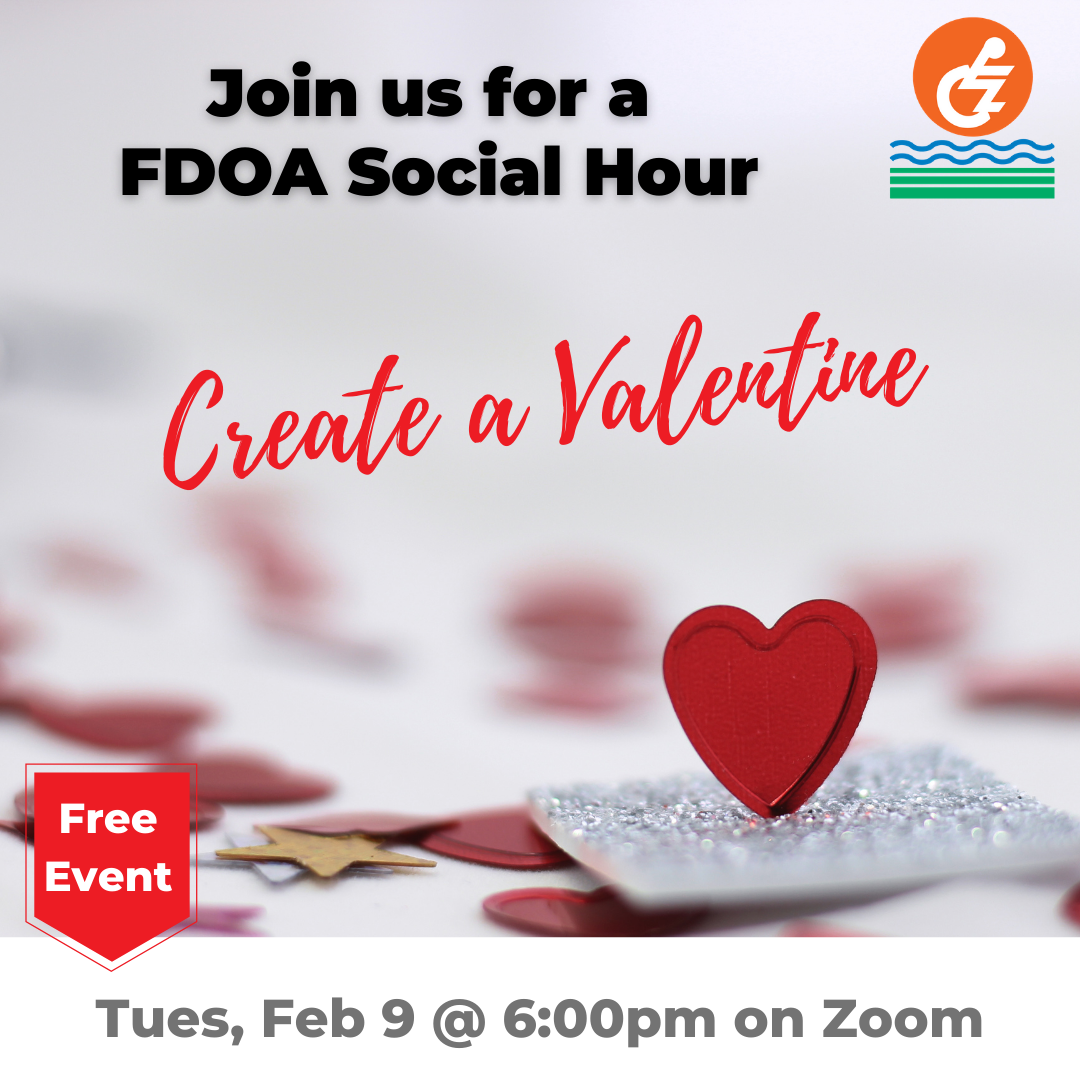image of Create a Valentine February 9, 2021
