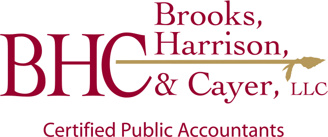 Brooks Harrision and Cayer logo