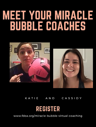 Photo of Miracle Sports coaches