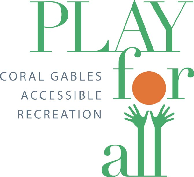 image of Coral Gables Play for All logo
