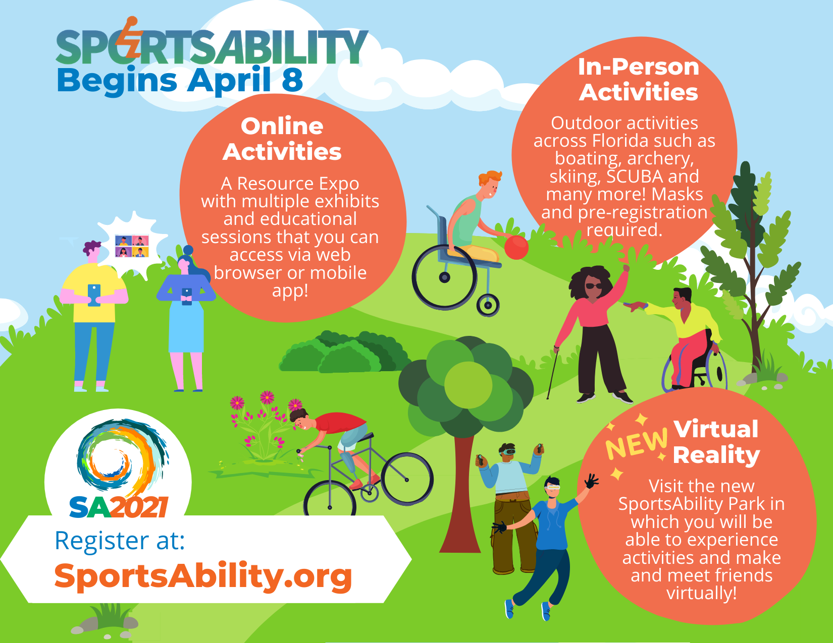 SportsAbility 2021 overview