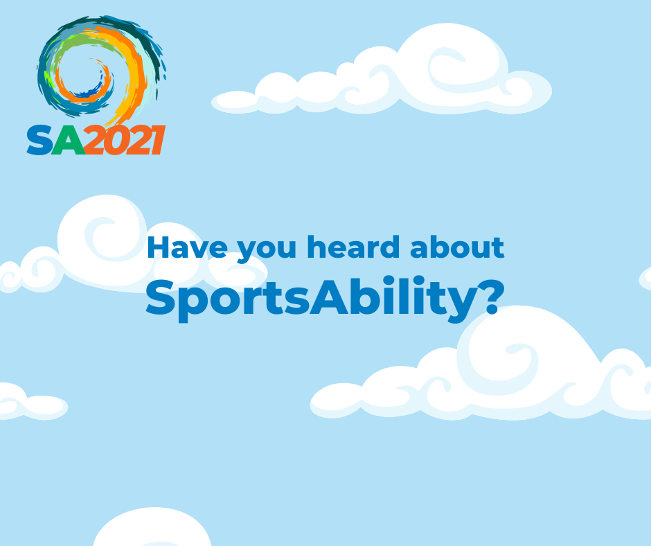 Video - Have you heard about SportsAbility?